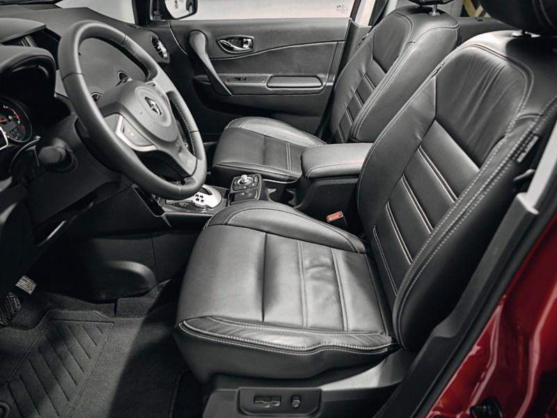 Renault Koleos 2011 передние кресла