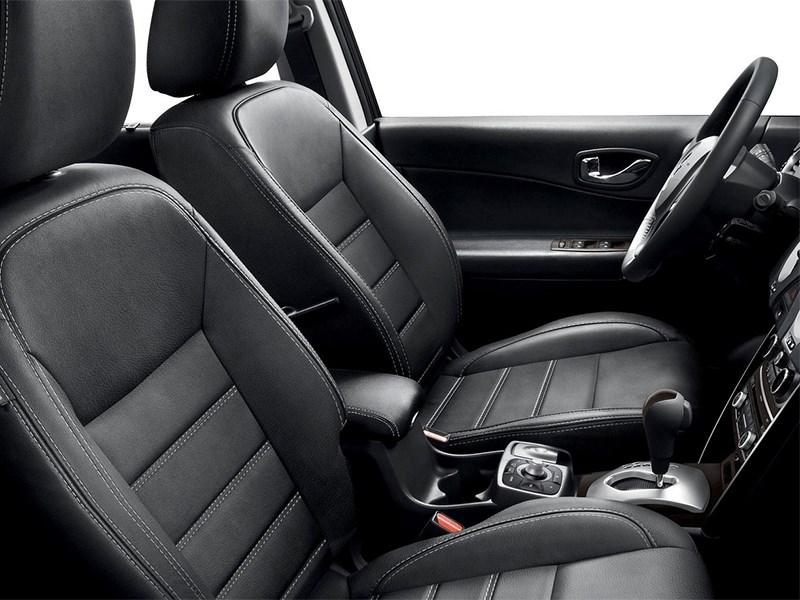 Renault Koleos 2014 передние кресла