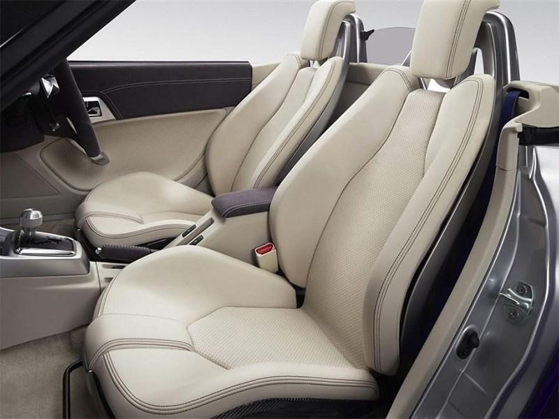 Daihatsu Kopen concept 2014 передние кресла