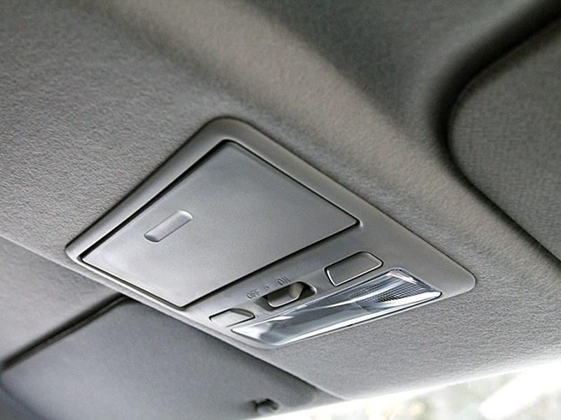 Mitsubishi L200 2014 потолок