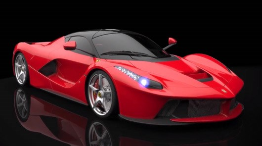 Первый серийный La Ferrari уже продается на вторичном рынке