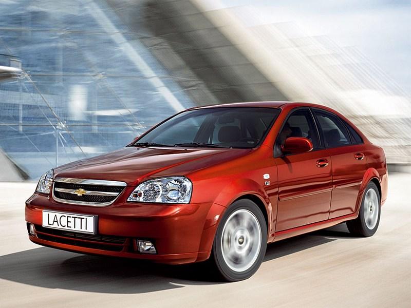 Chevrolet Lacetti больше не выпускается