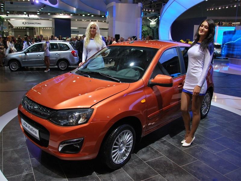 На «АвтоВАЗе» началось производство Lada Kalina II