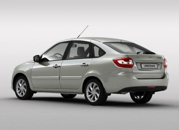 Lada Granta остается самым популярным автомобилем на российском рынке