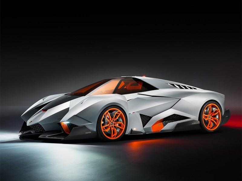 Lamborghini Egoista концепт 2013