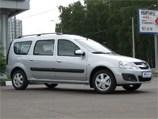 Lada Largus появилась в продаже