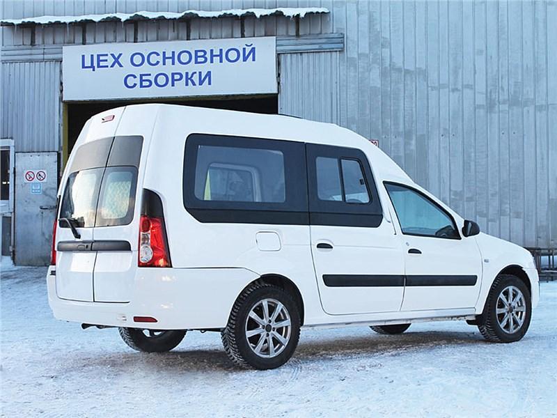 Ларгус из Нижнего Новгорода