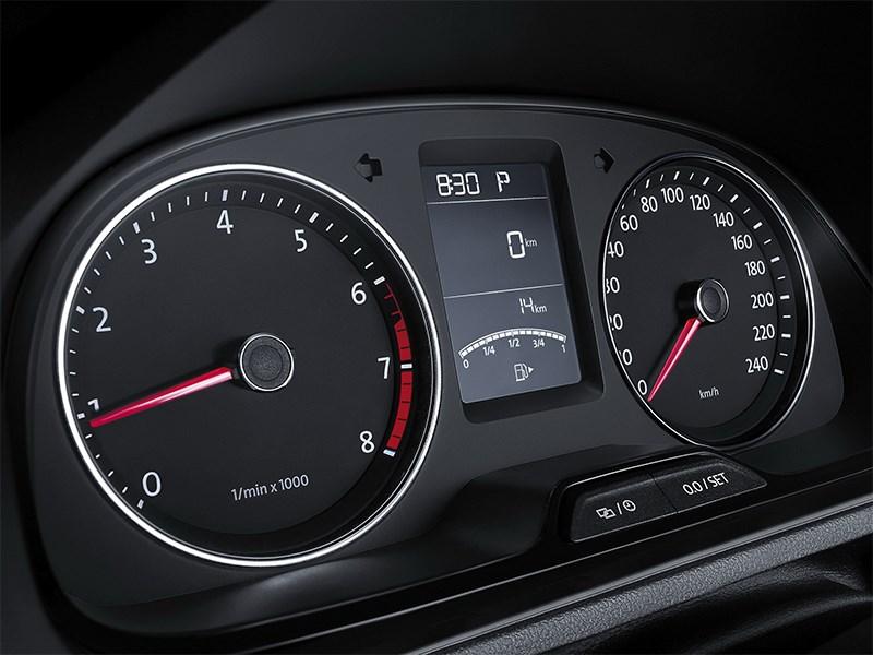 Volkswagen Cross Lavida 2014 приборная панель