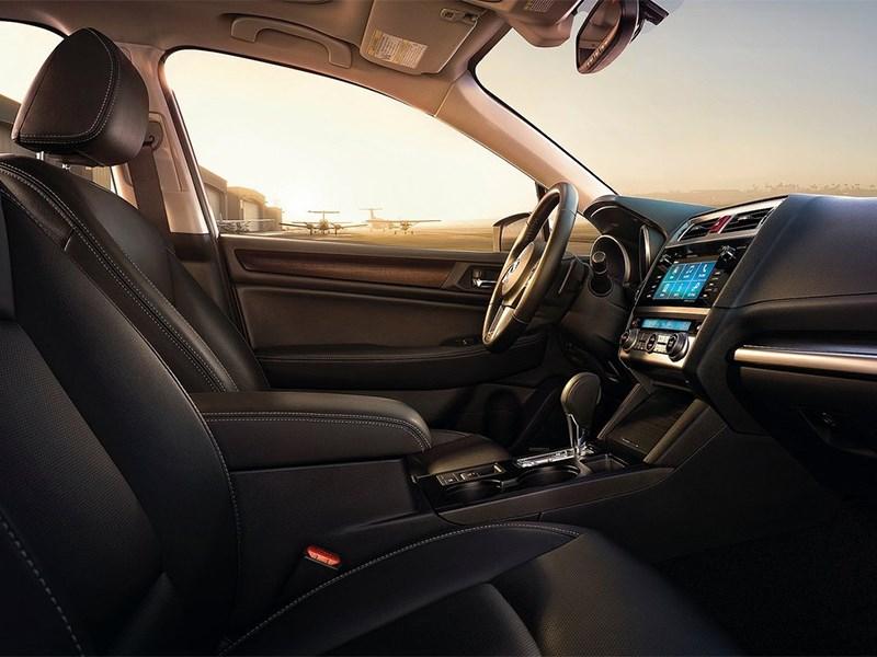 Subaru Legacy 2014 салон