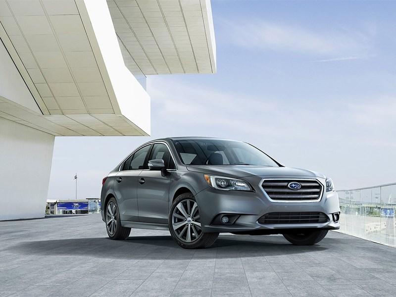 Subaru Legacy 2014 основной вид