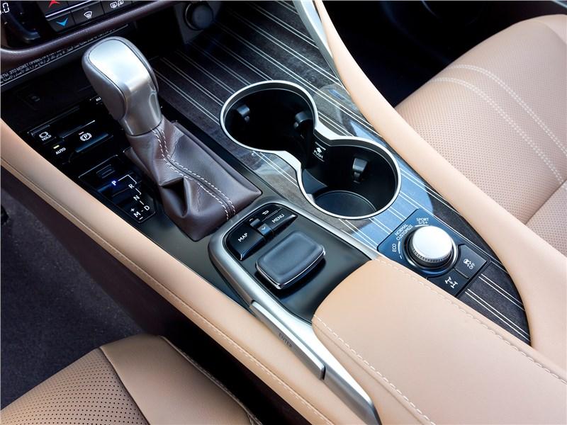 Lexus RX 2016 8АКПП