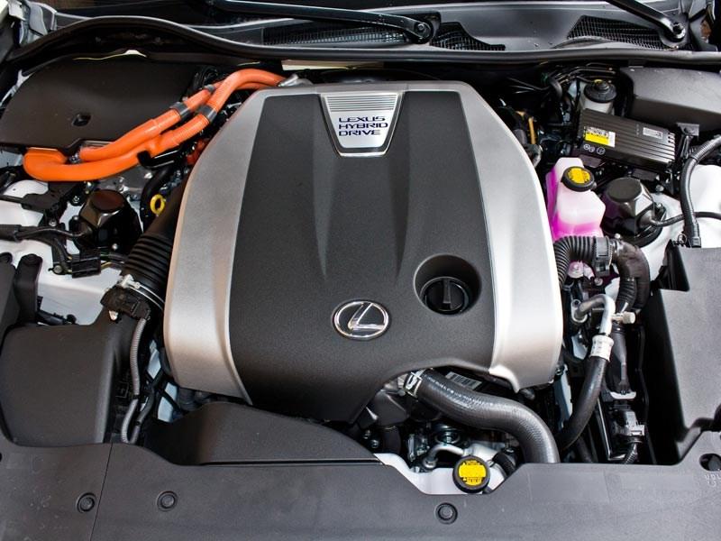Lexus GS450h 2012 двигатель
