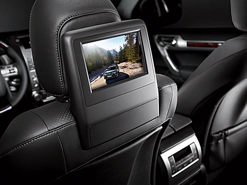 Lexus GX 460 2014 монитор