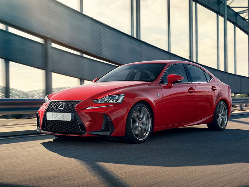 Lexus IS: объявлены цены и комплектации - автоновости