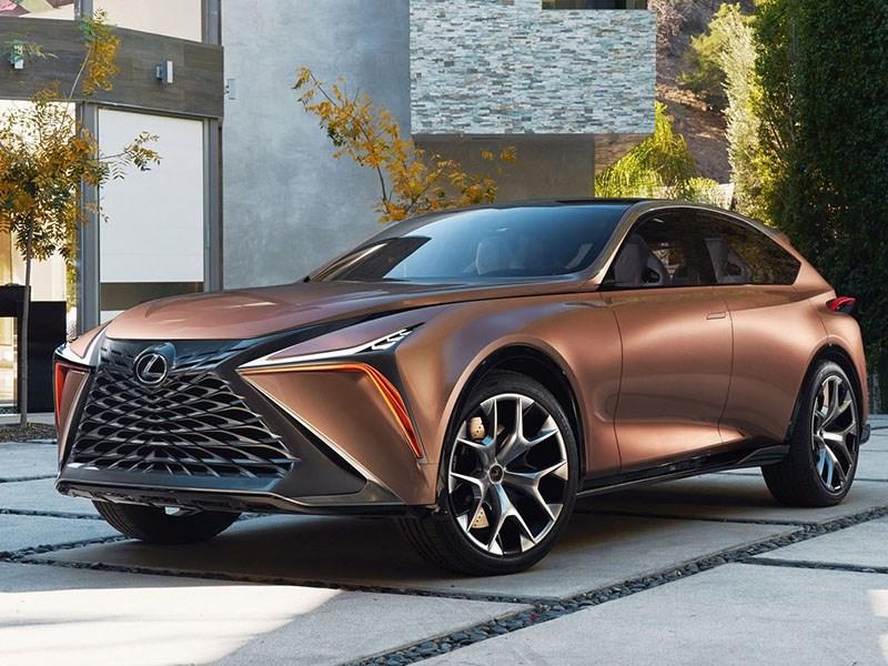 Lexus LF-Limitless: такой будет замена LX