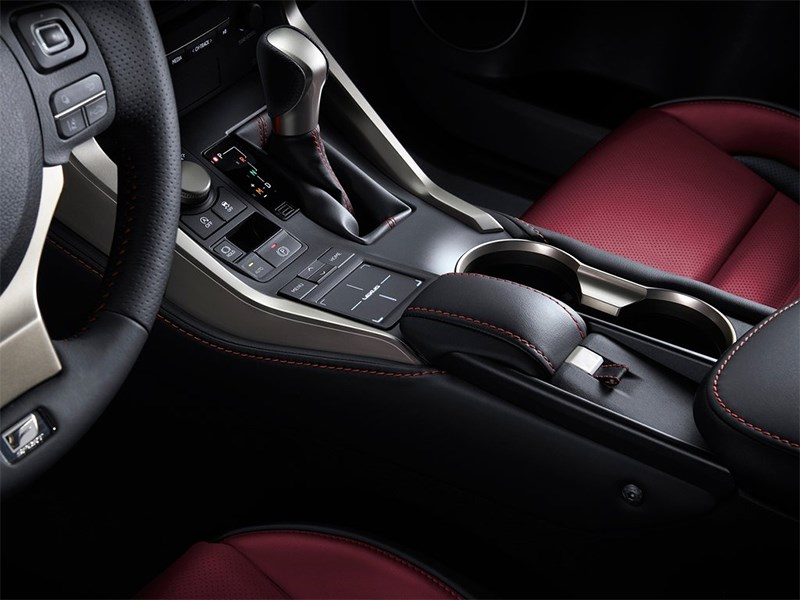 Lexus NX 2014 АКПП