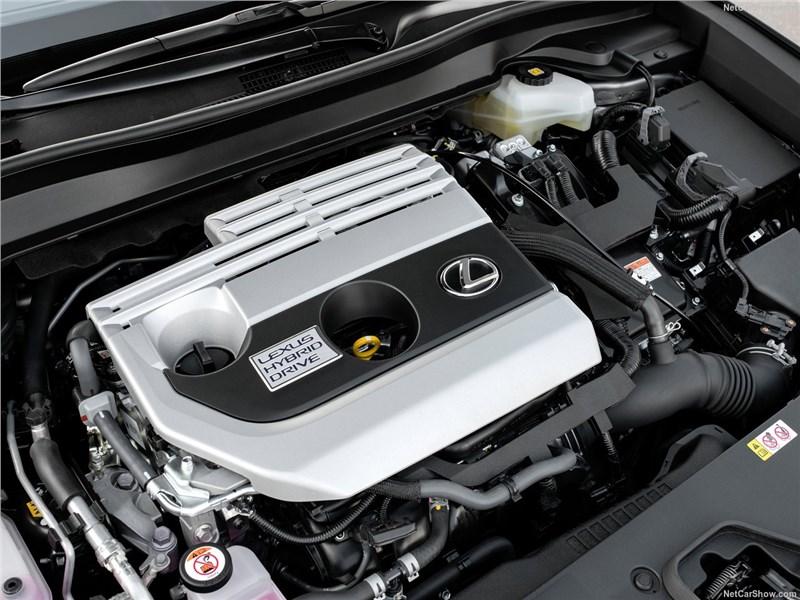 Lexus UX 2019 двигатель