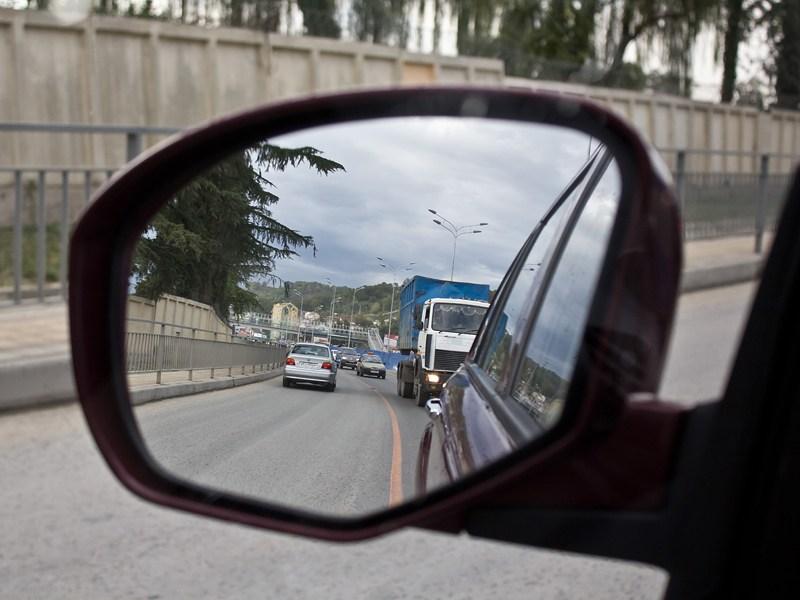 Lifan X60 2012 боковое зеркало