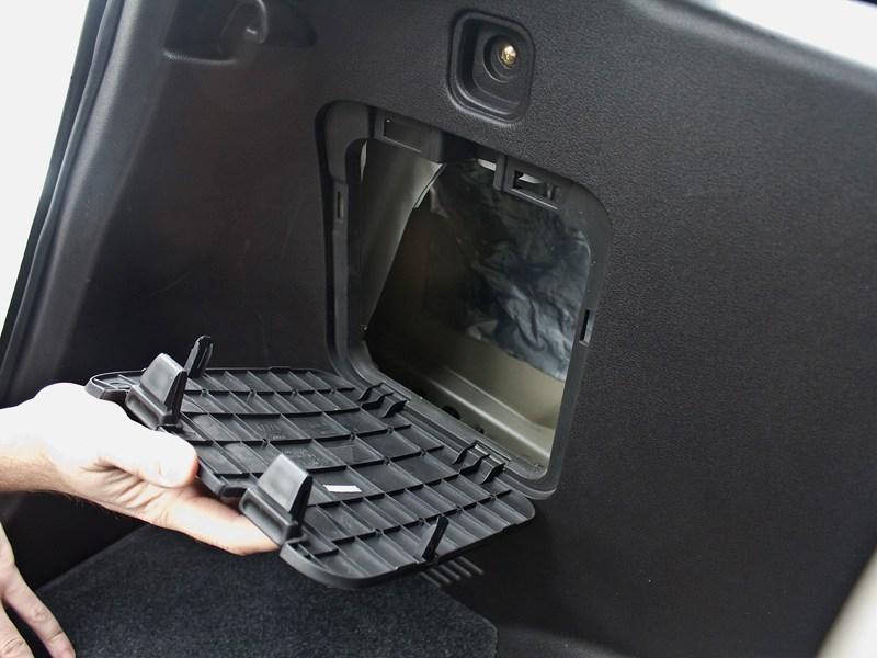 Lifan X60 2012 багажное отделение