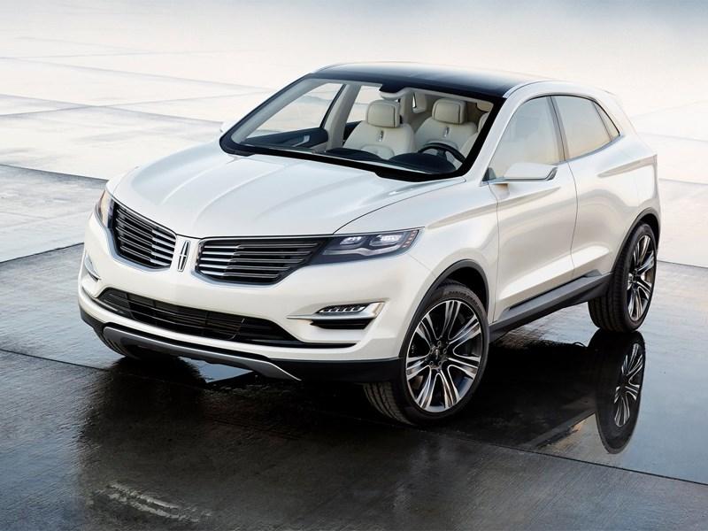 Lincoln MKC 2013 концепт