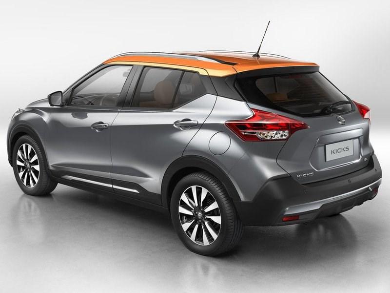 Nissan рассекретила новый бюджетный кроссовер Kicks
