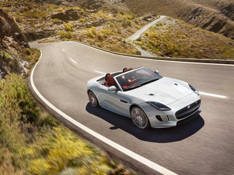 Jaguar вывел на дорожные тесты дизельный F-Type
