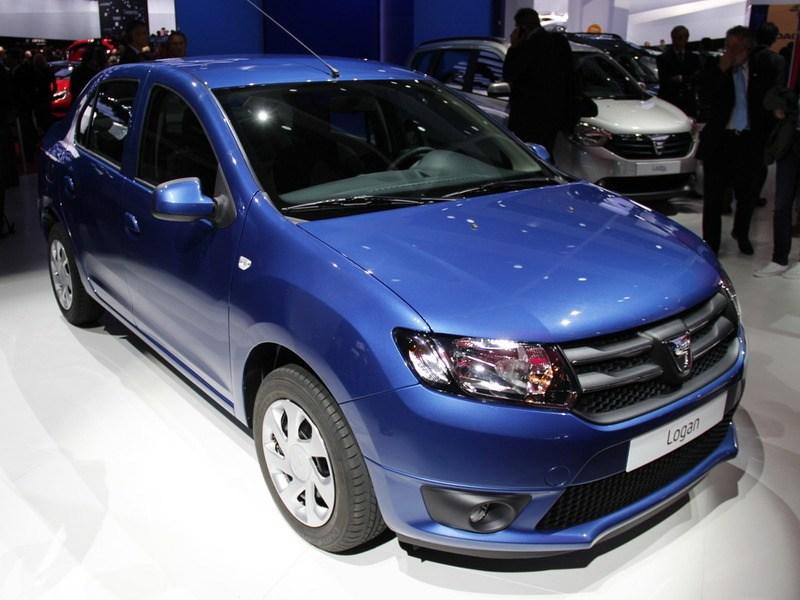 Парижский автосалон: Renault показал новое поколение Logan и Sandero