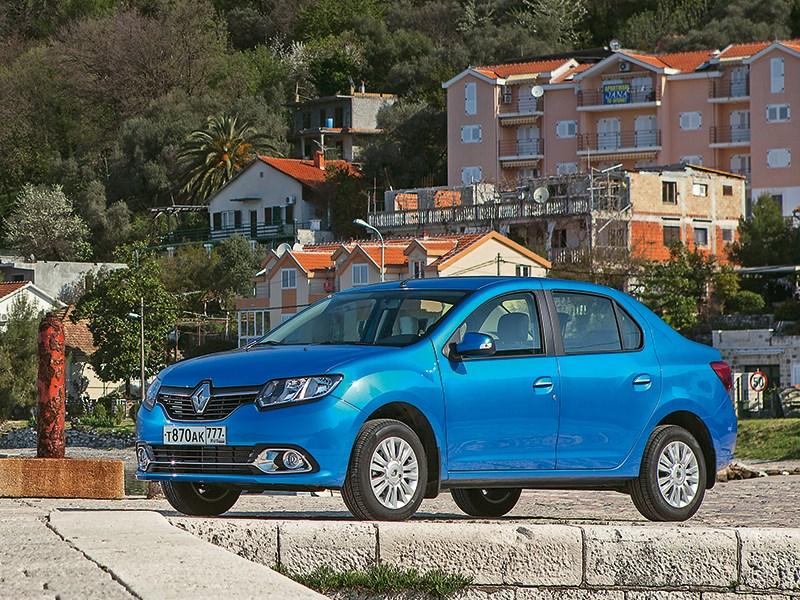 Renault Logan - renault logan 2014 домашняя работа
