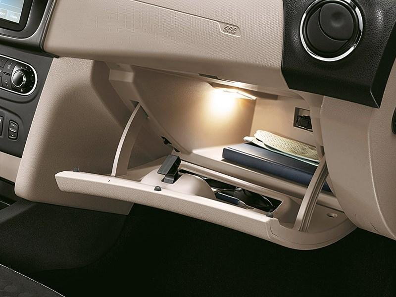 Renault Logan 2014 интерьер фото 4