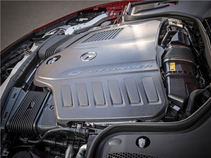 Mercedes-Benz CLS 2019 двигатель