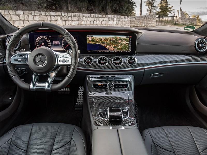 Mercedes-Benz CLS 2019 салон