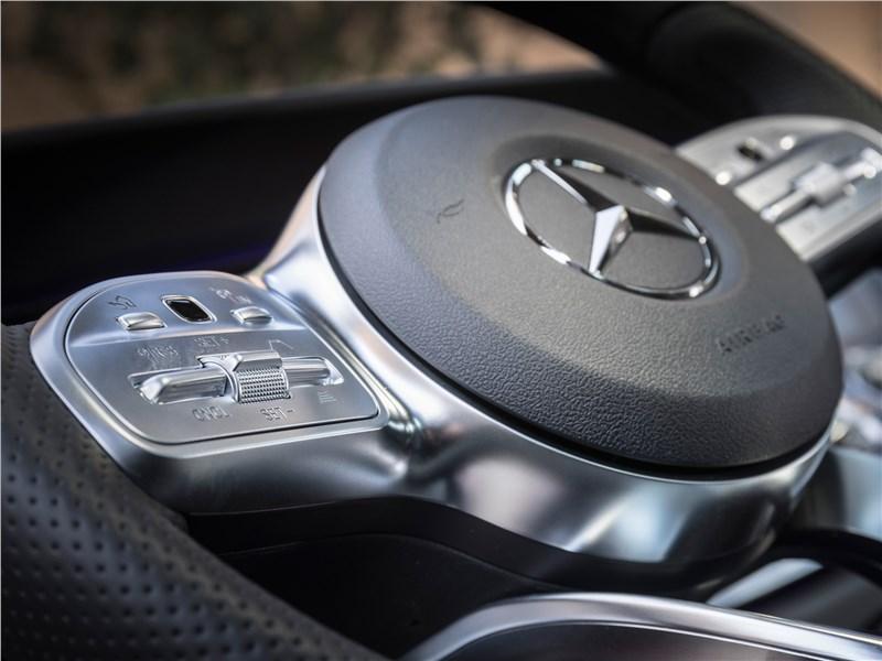 Mercedes-Benz CLS 2019 руль