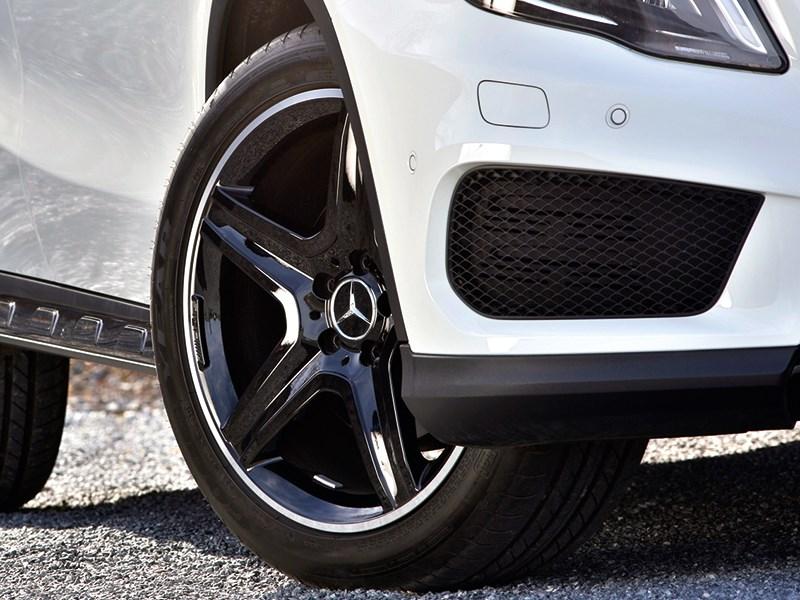 Mercedes-Benz GLA-klasse 2013 колесо