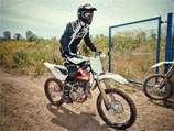 В Москве прошел тест-драйв мотоциклов Husqvarna