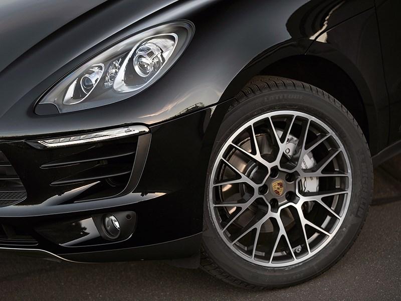 Porsche Macan 2014 переднее колесо