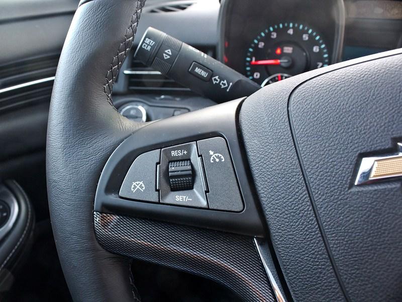 Chevrolet Malibu 2013 круиз-контроль