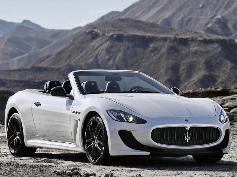 Maserati готовит свой флагман к Парижскому автосалону