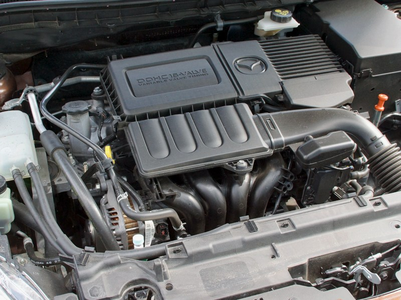 Mazda 3 2011 двигатель