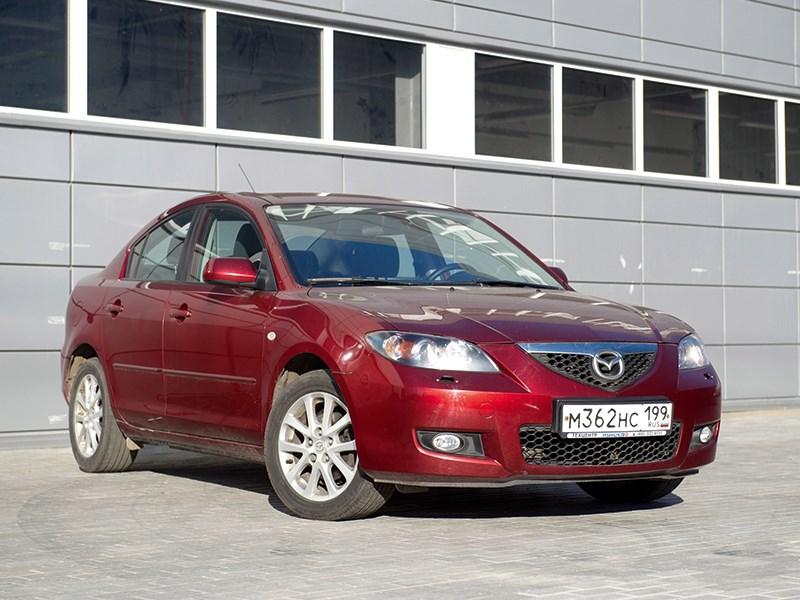 Mazda 3 - mazda 3 2006 вид спереди