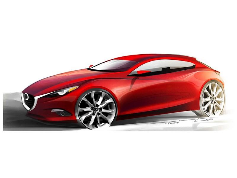 Мотор новоиспеченной Mazda3 будет на30% мощнее предшествующей генерации