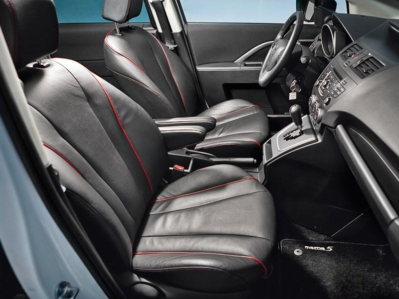 Mazda 5 2011 передние кресла