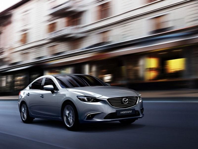 Во Владивостоке будут выпускать двигатели и обновленные Mazda-6 и Mazda CX-5