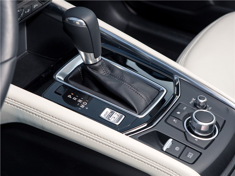 Mazda CX-5 2017 6АКПП