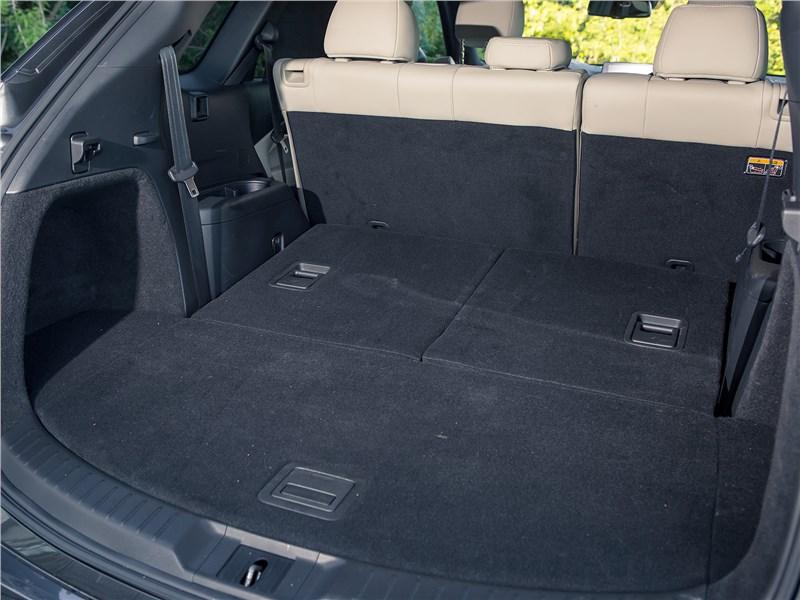 Mazda CX-9 2016 багажное отделение