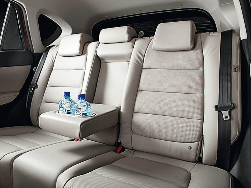 Mazda CX-5 2012 задний диван