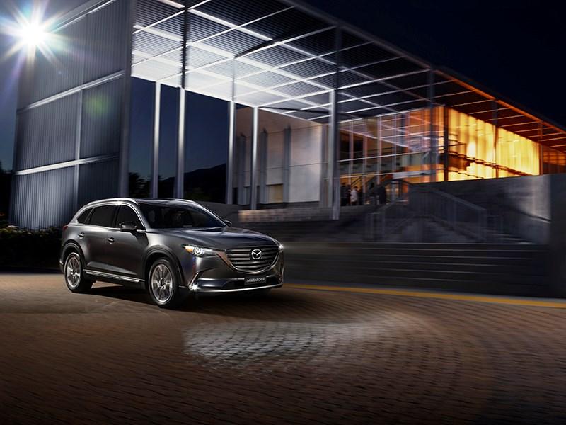 Mazda объявила российские цены на новый CX-9