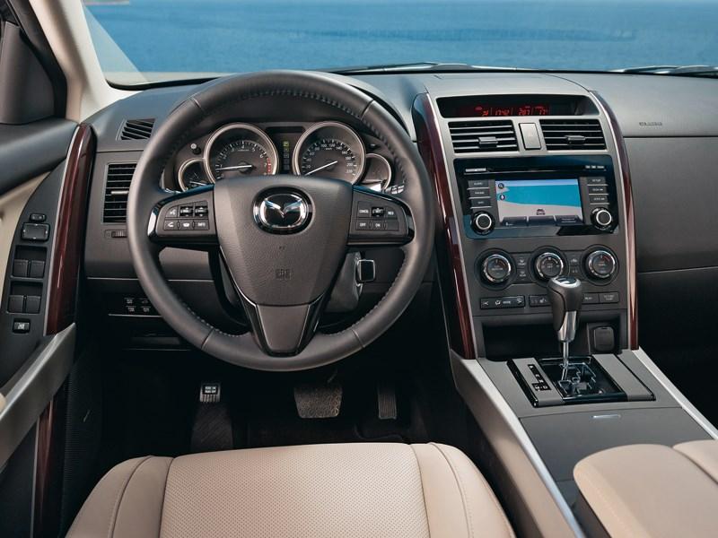 Mazda CX-9 2013 водительское место
