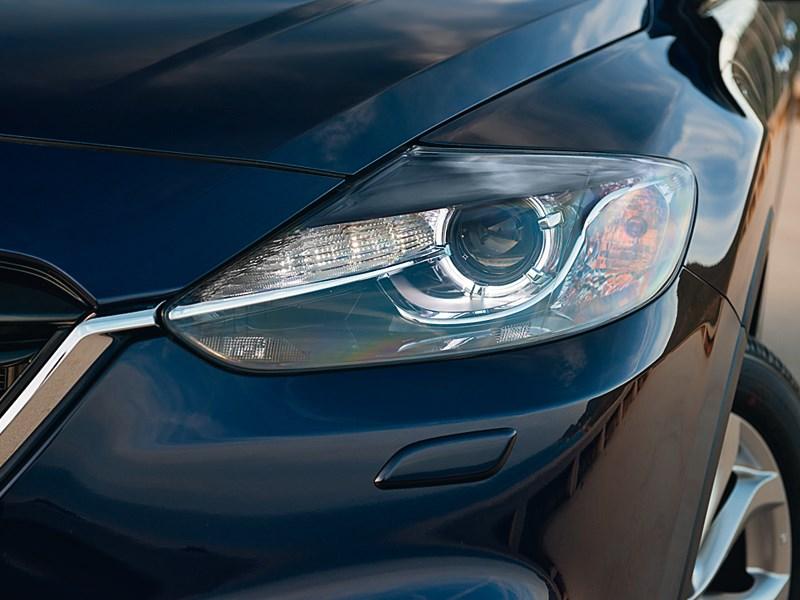 Mazda CX-9 2013 фара