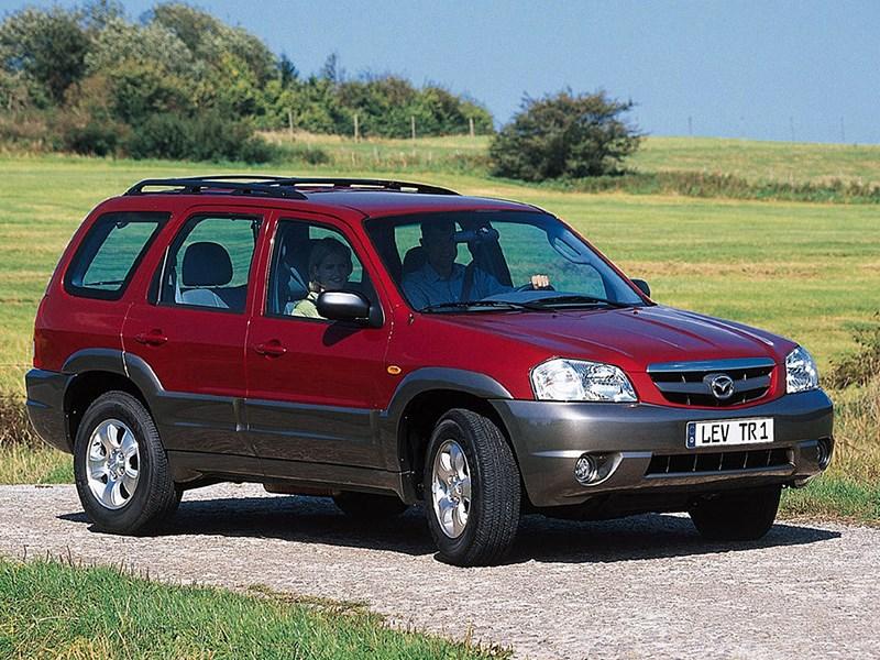 Mazda, Tribute
