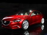 Mazda на ММАС-2012: новая версия «шестерки»